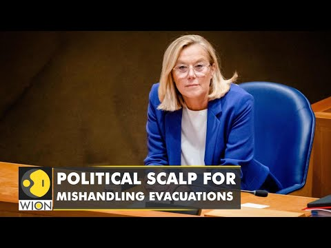 Dutch foreign minister Sigrid Kaag resigns over Afghan crisis | Latest World English News | WION