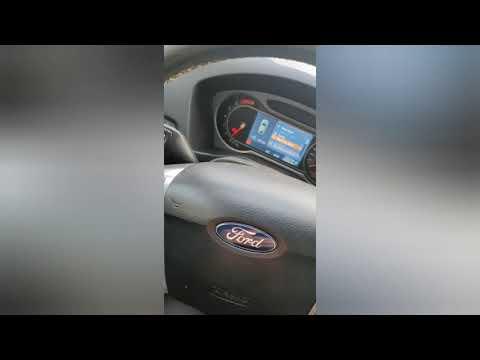 Ford mondeo 4 2.3L AT плохой пуск на холодную РЕШЕНИЕ!