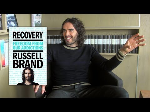 Russell Brand: The Waterstones Interview