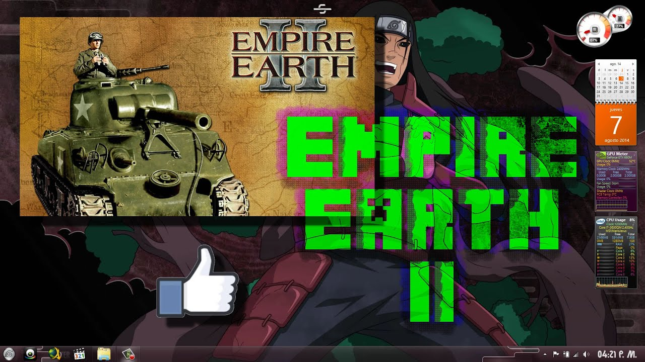 Empire Earth 2 Patch Download