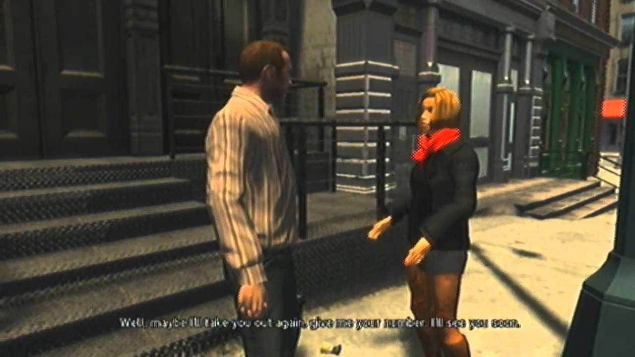 gta iv dating lawchick