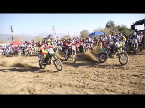 Three Day Motocross Race - Red Bull Day in the Dirt 2012