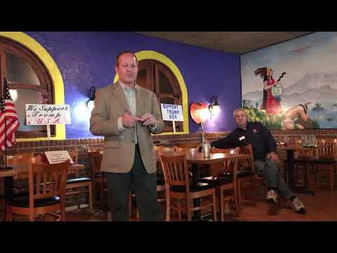 Speech to the Liberty Group Tea Party
