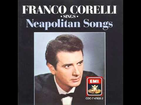 Клип Franco Corelli - 'O surdato 'nnammurato