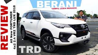 Explorasi New FORTUNER VRZ TRD Luxury Toyota Indonesia