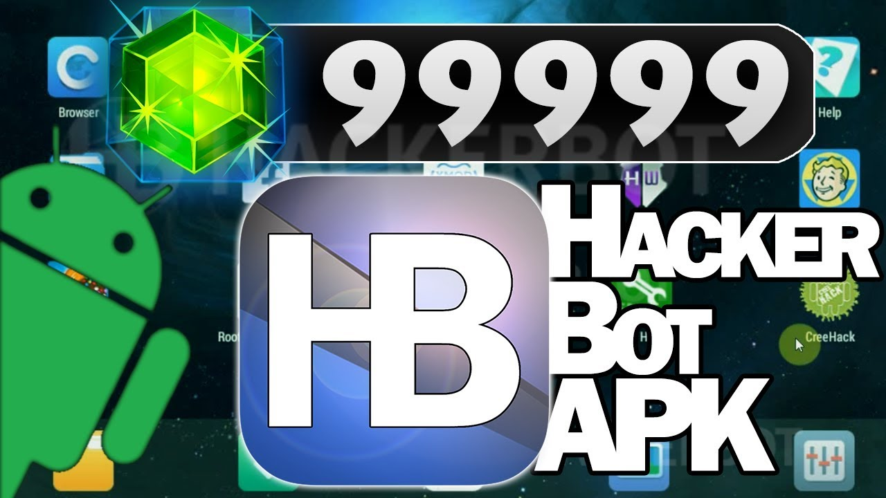 How To Hack Android Games Using Hackerbot Apk