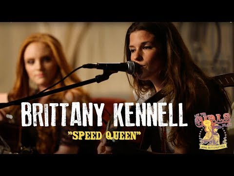 """Brittany Kennell - """"Speed Queen"""""""
