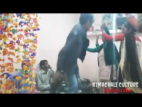 Himachali Nuala at Marriage - Dalhousie Nuala - Remix Himachali Nuala -Yeah Baby - Himachali Culture