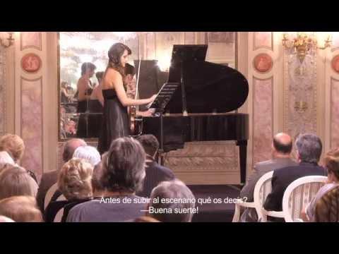 """Francesca Dego y Francesca Leonardi tocan la """"Primavera"""" de Beethoven [Español]"""