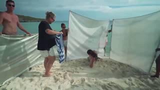 沙滩全裸写真(Beach nude photo)