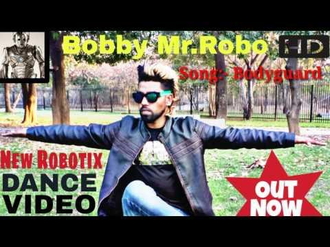 Salman Khan    Bodyguard    Robotics    Bobby Mr.Robo