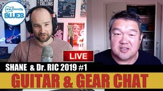 How Much Gear Do you Really Need? - Shane & Dr Ric Live Stream Q&A 2019 #1