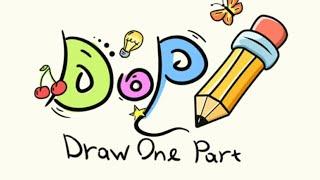 ✏DOP: Draw One Part Уровень 61-81✏