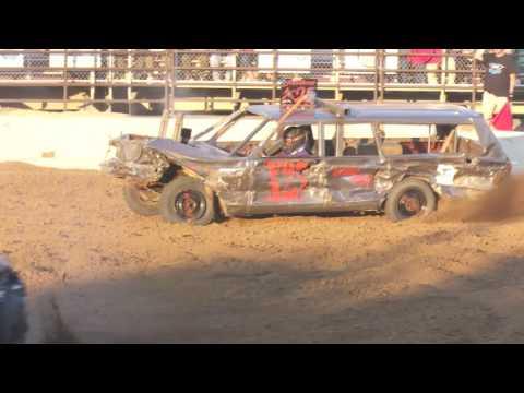 2016 Demolition Derby at Spanish Fork Fairgrounds