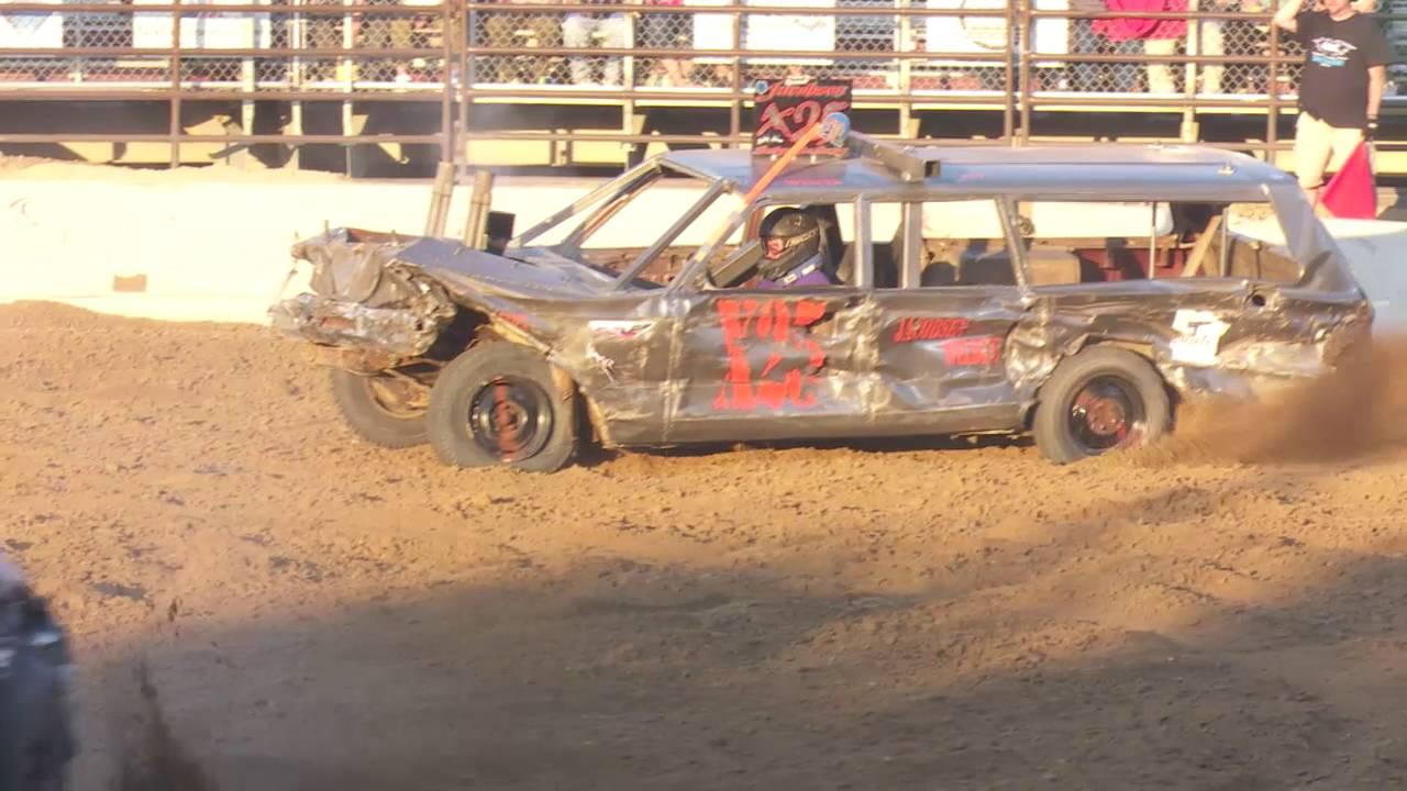 Demolition Derby Saturday at fairgrounds | News ... |Demolition Derby Fair Grounds