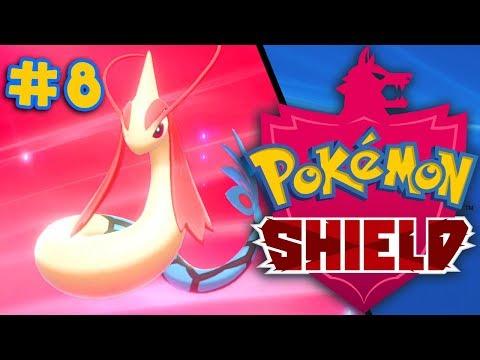 Pokémon Shield | Feebas & Milotic! #8