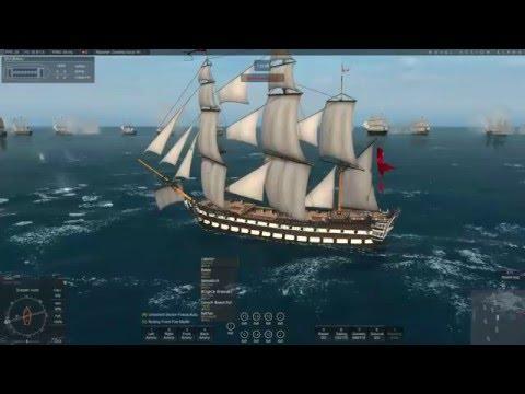 NAVAL ACTION - Содружество [RUS] PVP Denmark vs Britain 10/04/2016