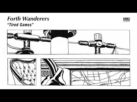 Forth Wanderers - Tired Games