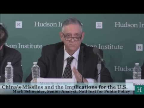 China's Missiles and the Implications for the United States