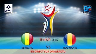 [REPLAY] Coupe du monde de mini-Foot à Nabeul : Revivez le match Sénégal -Roumanie