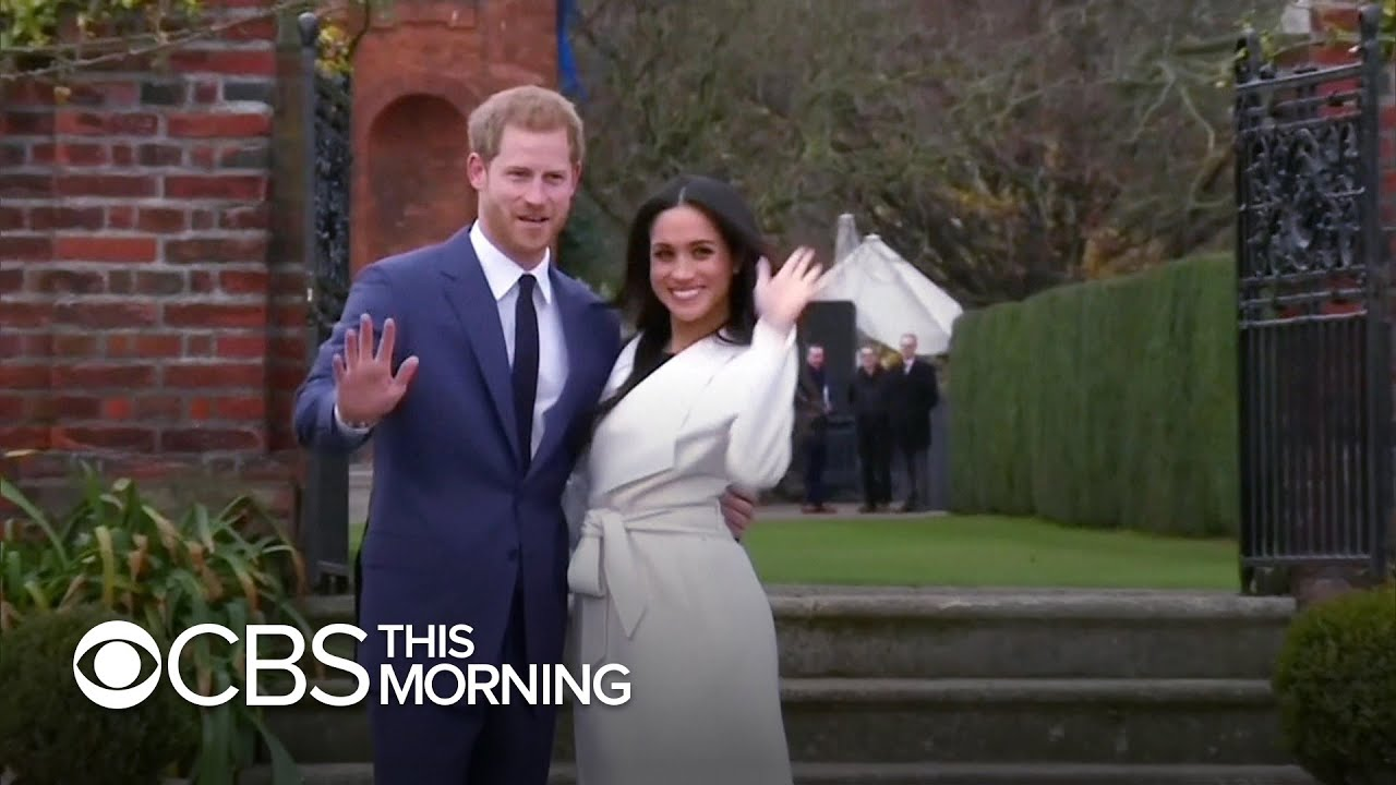 Prince Harry And Meghan Markle Have Officially Separated From ...