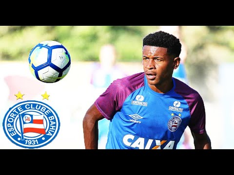 #ScoutReport - Ramires (Bahia )  Skills and Goals 2018-2019