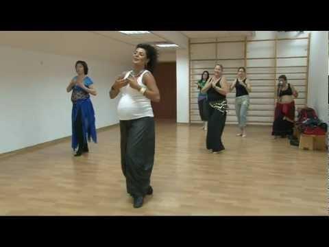 Nava Aharoni  Najwa Karam  Keef Bdaweek  Workshop Belly Dance