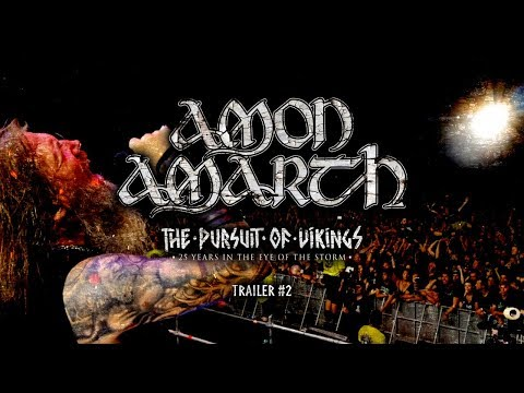 Amon Amarth - The Pursuit of Vikings : 25 Years in The Eye of The Storm + Live at Summer Breeze: The Movie, August 17th, 2017 Mainstage