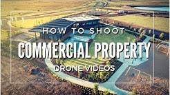 How to shoot drone commercial Real Estate, Property videos | BTS