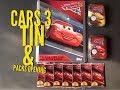 Cars 3 Topps Trading Cards Tin & Packs Opening | Disney Pixar
