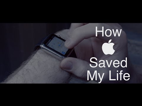 How Apple Saved My Life