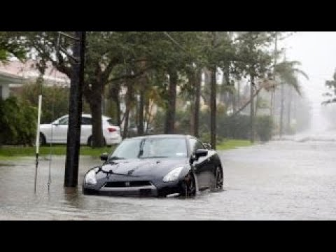 Irma hits Florida: Media not getting caught up in trivial coverage?