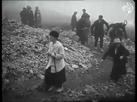 Croagh Patrick Mountain, County Mayo 1921