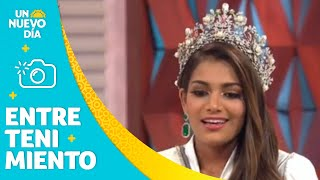 Mehr Eliezer, Miss Panamá Quiere Cambiar Vidas En Miss Universo 2019   Un Nuevo Día   Telemundo