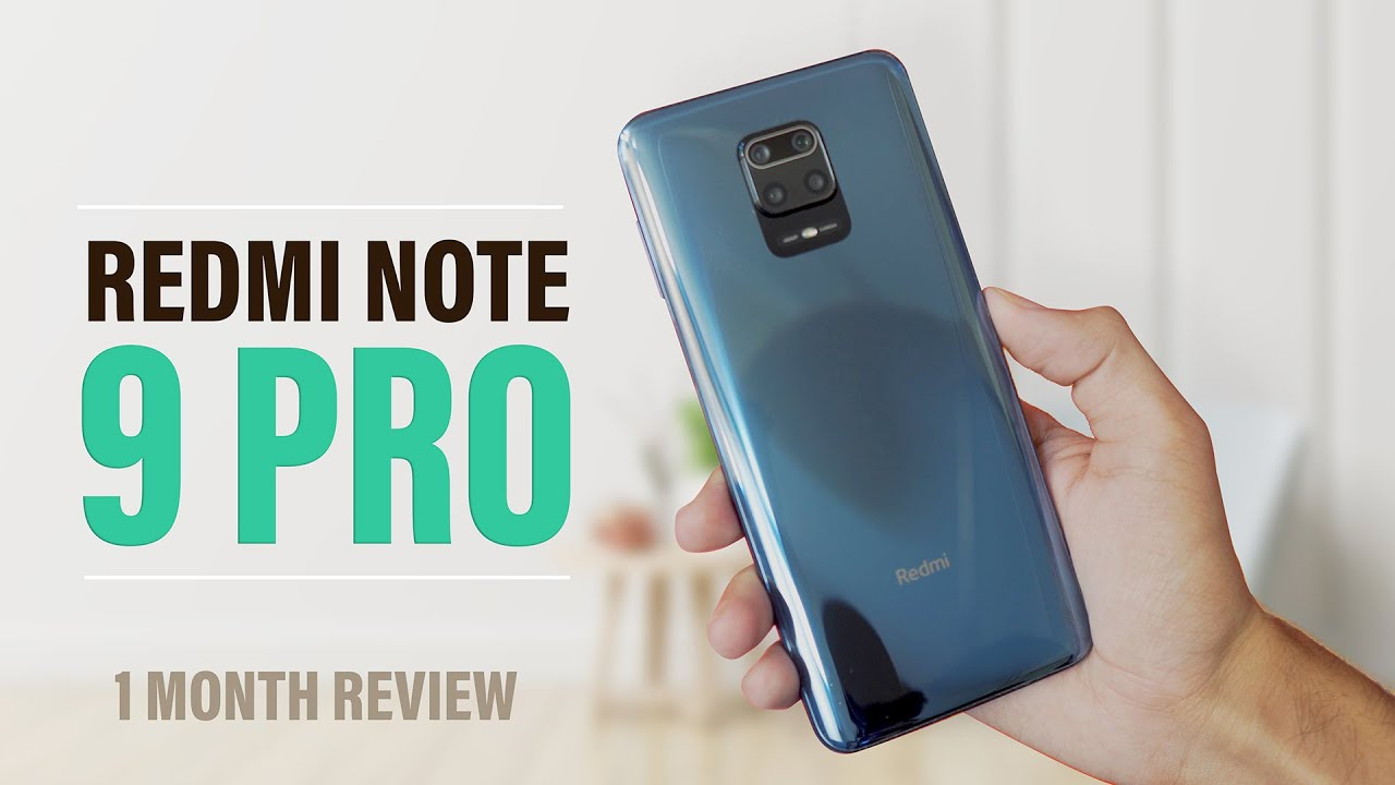 Redmi Note 9 Pro Full Review After 30 Days - Better Than Realme 6?