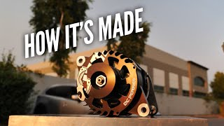 My NEW Alternator is a piece of art. I tour DC Power.