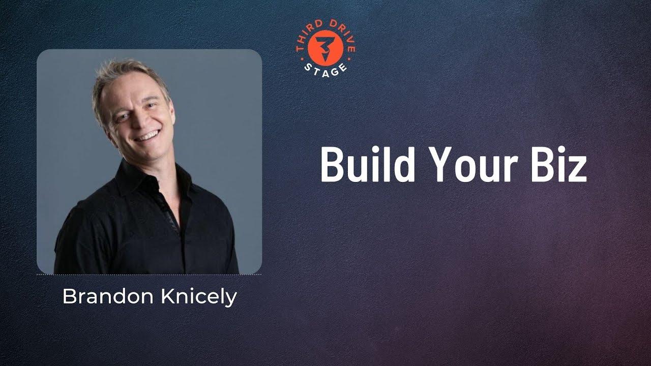 Build Your Biz  - Coaches vs Mentors, Raising Money, Scaling Big