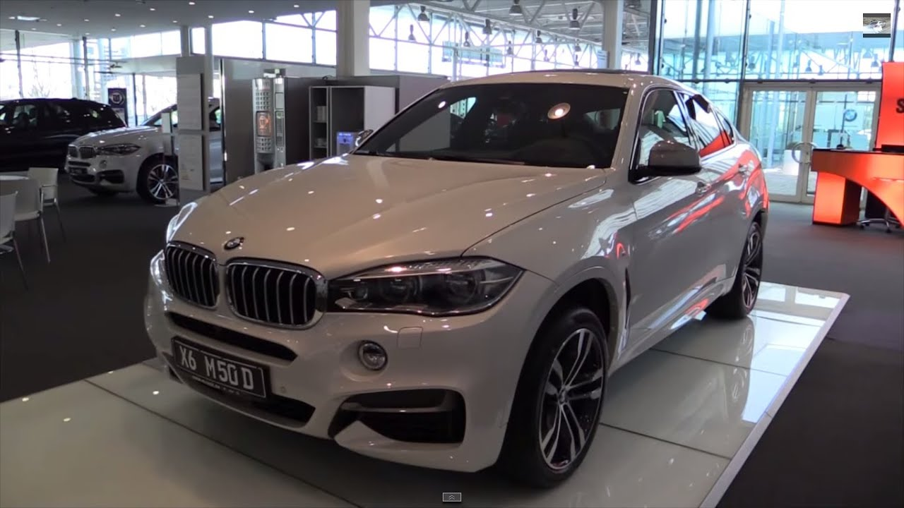Bmw X6 2015 In Depth Review Interior Exterior Youtube