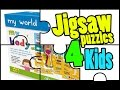 Jigsaw Puzzles for Kids: Gibsons 'My Body' the best jigsaw puzzle games for kids   Beau's Toy Farm