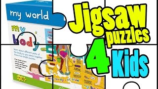Jigsaw Puzzles for Kids: Gibsons