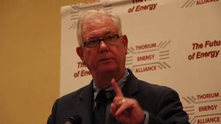 Rare Earths, American Security and Trump's Administration - JJ Brown and General John Adams @ TEAC8