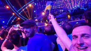 Israel wins Eurovision 2018!!!