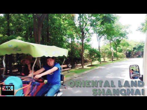 ⁴ᴷ⁶⁰ Oriental Land 东方绿舟 Shanghai, China (July 20, 2020)