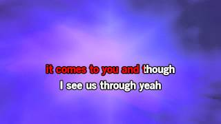 Five for Fighting - Chances Karaoke