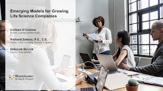 Emerging Models for Growing Life Science Companies - Innovation in Research 2019