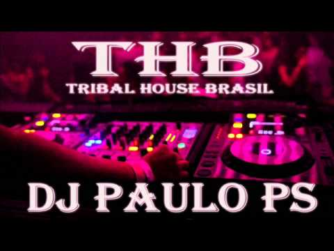 Set Tribal House IN BRASIL 2014 DJ Paulo PS