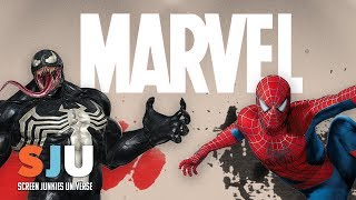 Venom Could Take Spider-Man From Marvel - SJU