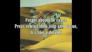 Django Django - Default Lyrics HD+HQ