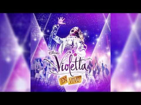 Violetta - Hoy Somos Más (Vivo) (Audio)
