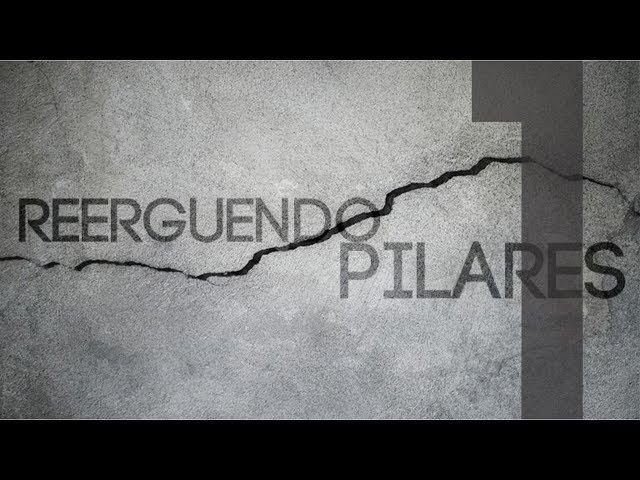 REERGUENDO PILARES - 1 de 6 - O cordeiro e o leão